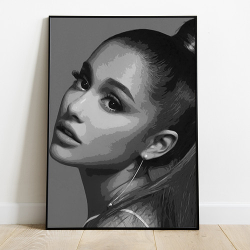 ARIANA GRANDE - Printed Poster W/ Latest Technology & High Quality Ink