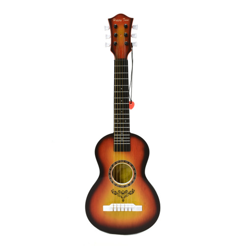 "23"" Long Acoustic Guitar For Kids (Plectrum Included)"