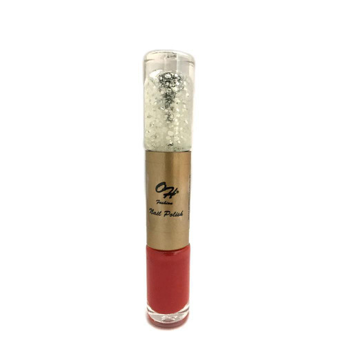 Nail Polish Cylinder Style Individual MARS Gorgeous Ruby Red Color MAR