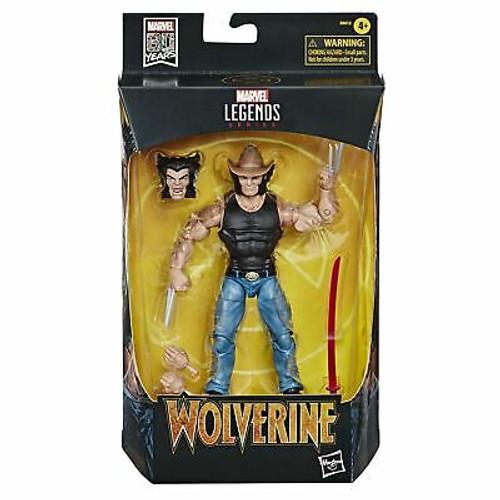 Marvel Legends X-Men 6-Inch Cowboy Logan Action Figure Exclusive