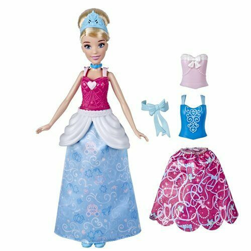 Disney Princess Snap and Style Cinderella Fashion Doll