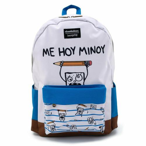 SpongeBob SquarePants DoodleBob Nylon Backpack
