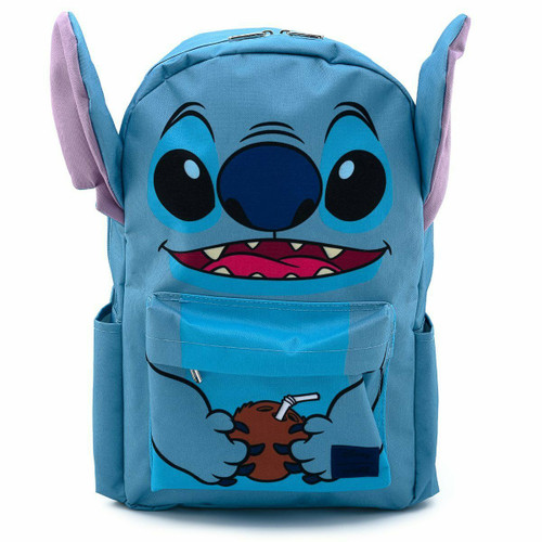 Loungefly Lilo and Stitch Coconut Nylon Backpack