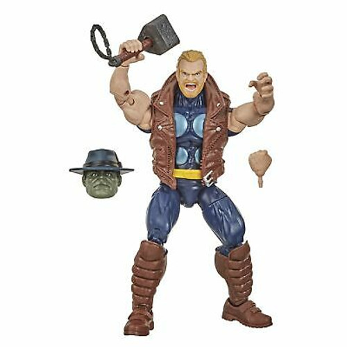 Hasbro Marvel Legends Series 6-inch Collectible Marvel's Thunderstrike Action...