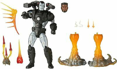 Hasbro Marvel Legends Series 6-inch Collectible Action Figure Deluxe Marvel's...