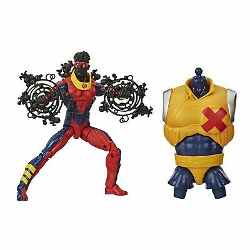 Hasbro Marvel Legends Series Collection 6-inch Marvel's Sunspot Action Figure...