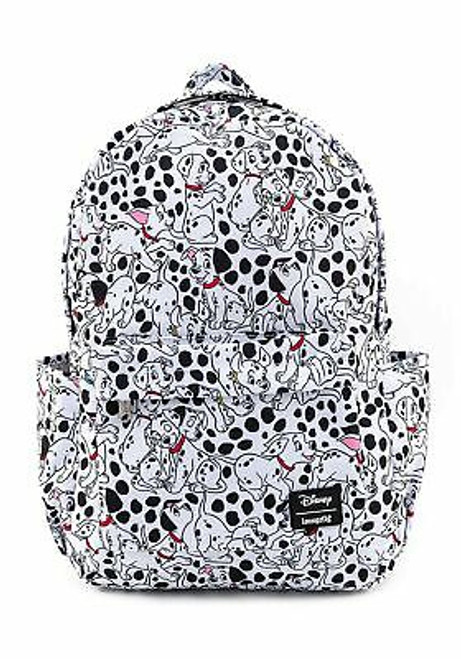 Loungefly Disney 101 Dalmations Nylon Backpack