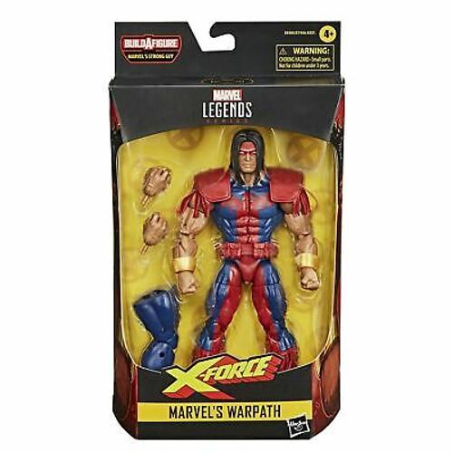 Hasbro Marvel Legends Series Collection 6-inch Marvel's Warpath Action Figure...
