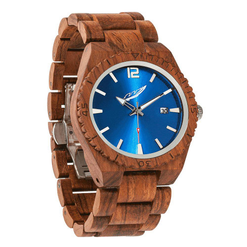 Men's Personalized Engrave Kosso Wood Watches