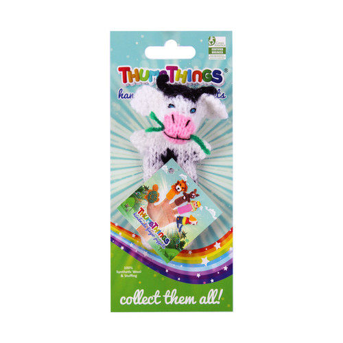 Eco-Friendly The Cow That Jumped Over The Moon Finger Puppets