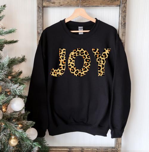 """""""Joy"""" - Printed Comfortable & Stylish Sweatshirt"""