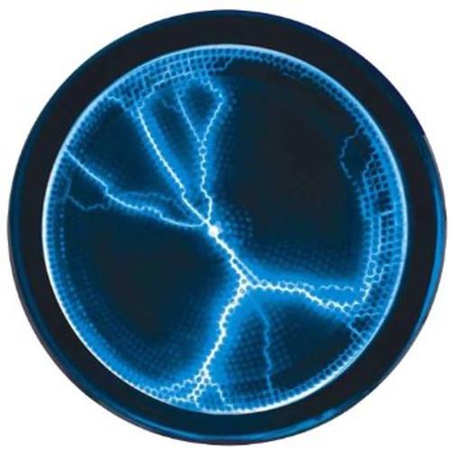 Amazing Pocket Plasma Visual Display With Clip (Blue)