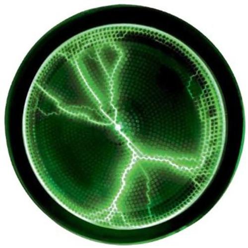 Amazing Visual Display Pocket Plasma With Clip (Green)