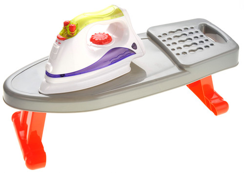 Little Helper Ironing Playset Toy With Steamy Sound
