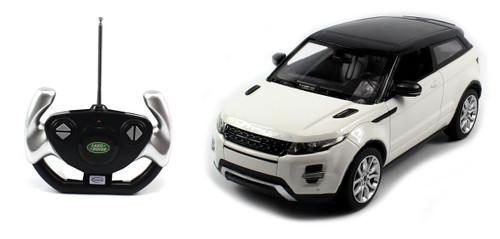 Amazing Model RC Range Rover Evoque Toy Car (White)