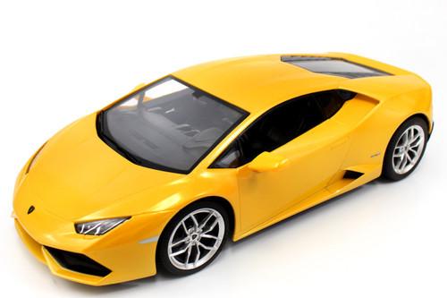 Amazing RC Lamborghini Huracan LP 610-4 Toy Car (Yellow)