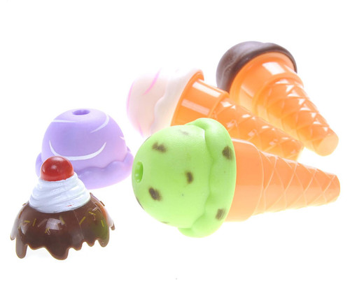 Ice Cream Parlor Great Imaginative PlaySet Toy