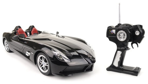 Authentic RC Mercedes-Benz SLR (Black)- Ready To Run