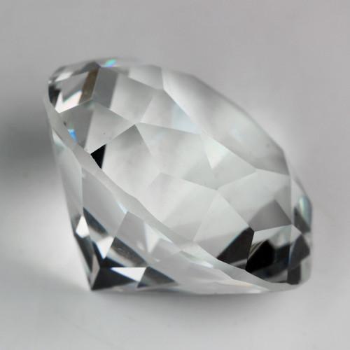 Clear Acrylic Diamonds For Table And Wedding Decoration (2 LB Bag)- Make It Shine