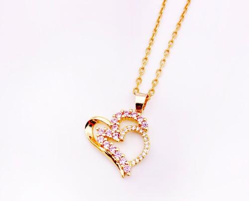 Love My Valentine Heart Pendant Delight Your Valentine
