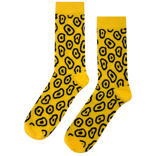 Colorful Soft and Breathable Leopard Pattern Socks