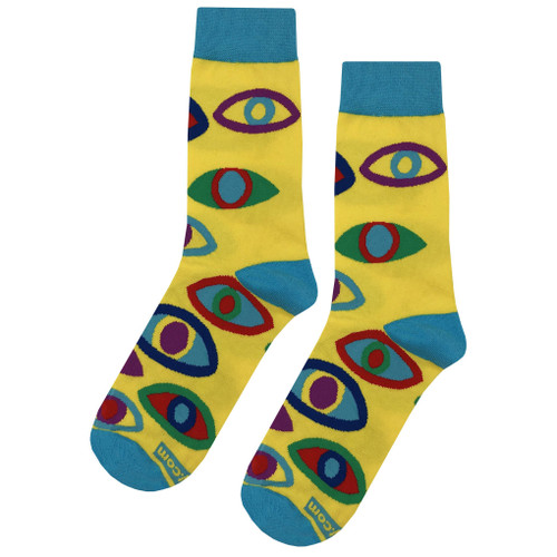 Colorful Soft and Breathable Eye Socks