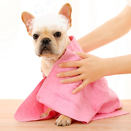 26x17 Inches Water Absorber Large Pet Towel