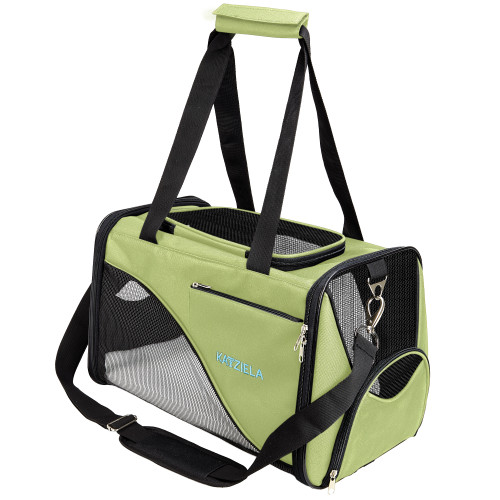 Katziela Lightweight & Tote- style Soft Sided Pet Carrier