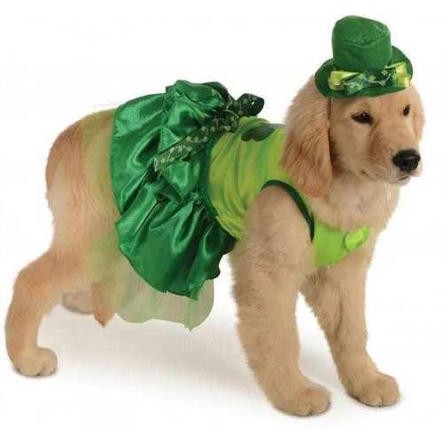 Lucky One Pet Costume For Saint Patrick's Day