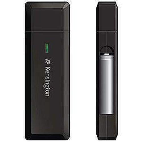 Kensington® Rechargeable AAA Batteries Pocket Booster