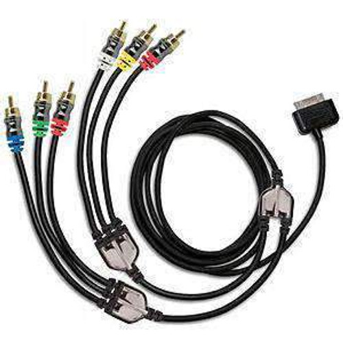 sneakPEEK II Switchable Component & Composite Audio/Video Cable