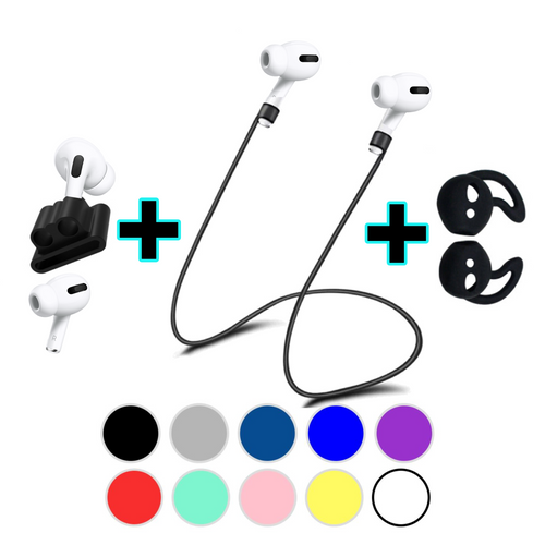 comfortable  Sillicone AirPods Ear buds Accessories