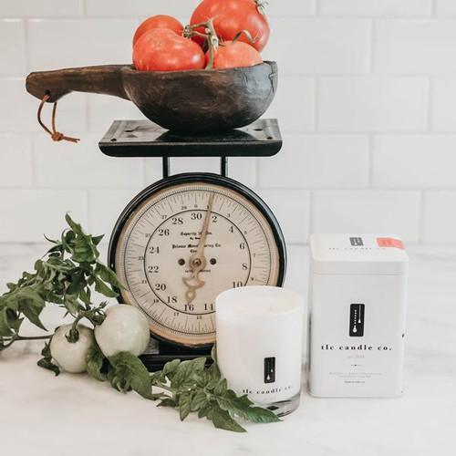 Tomato Garden - Tomato Leaf Candle-Feel Fresh