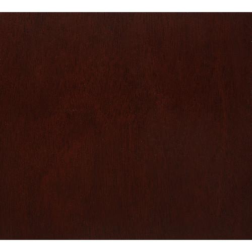 New Merlot veneer Full Bed with bookcase headboard  10 drawers. 383804