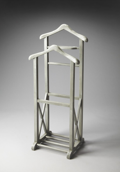 Riley Wood Valet Stand. 389256