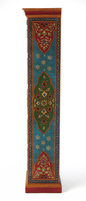 Amir Hand Painted Tall Cabinet. 389766