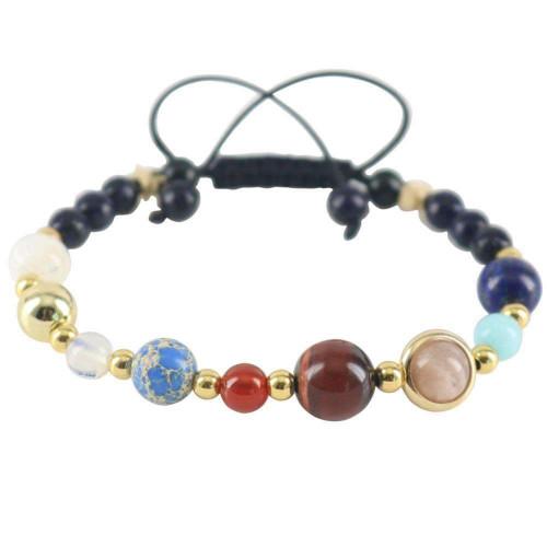 Multicolor And Stylish Galaxy Bracelet