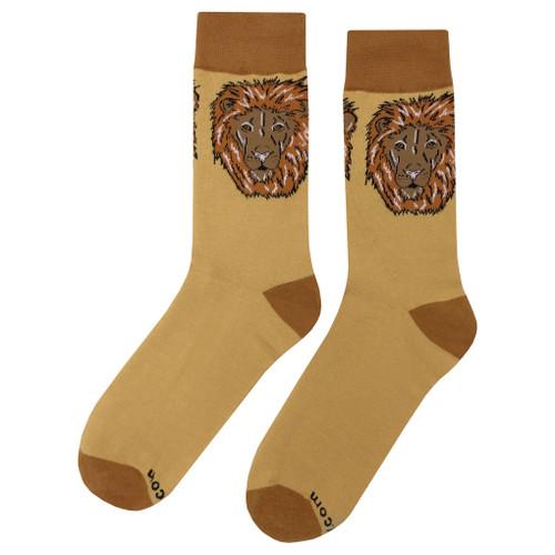 Lion Head Socks