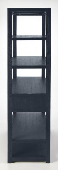 Lark Navy Blue Bookshelf. 389578