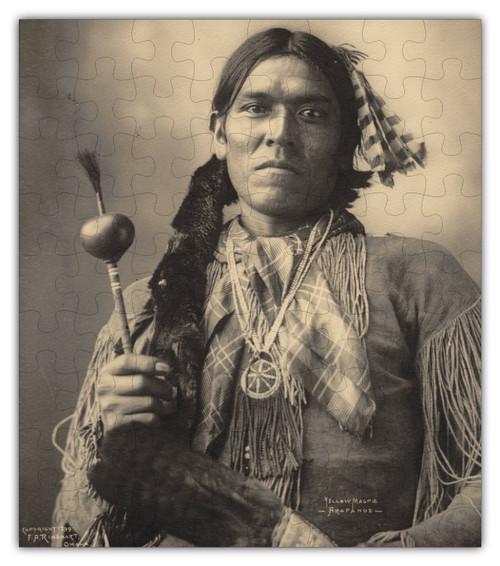 Arapaho Native American Jigsaw Puzzle