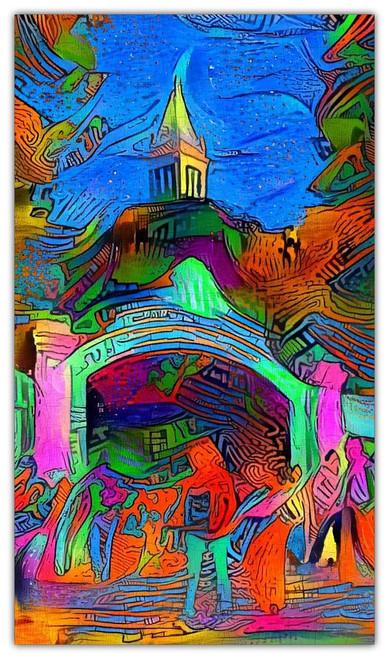 Berkeley Trip Jigsaw Puzzle