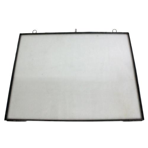 14x11 Black Metal Horizontal Wall Frame. 394409