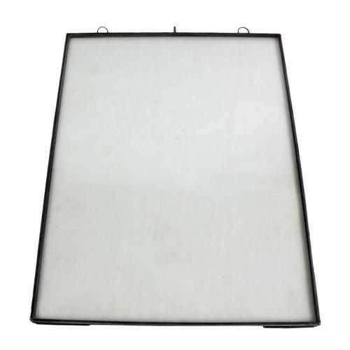 11x14 Black Metal Vertical Wall Frame. 394410