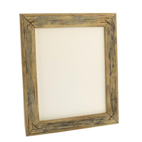 8x10 Rustic Wood Vertical Frame. 394434