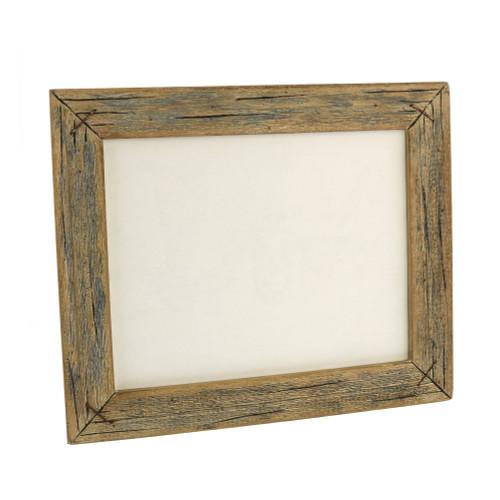 10x8 Rustic Wood Horizontal Frame. 394435