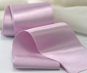 Silk Satin Ribbon - Single Faced, Style #1000, 50mm