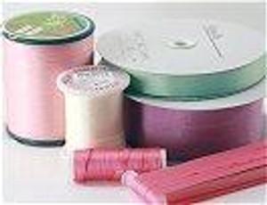 Silk Ribbon, Custom Dyed to Order