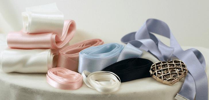 Silk Satin Ribbon - Double Faced, Style #2000