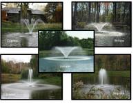 Linden 8' x 25' Cypress 7.5' x 25' Willow 6' x 23' Juniper 4' x 27' Sequoia 10' x 6'