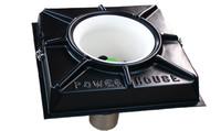 1 HP Dual Prop Powerhouse Surface Aerator